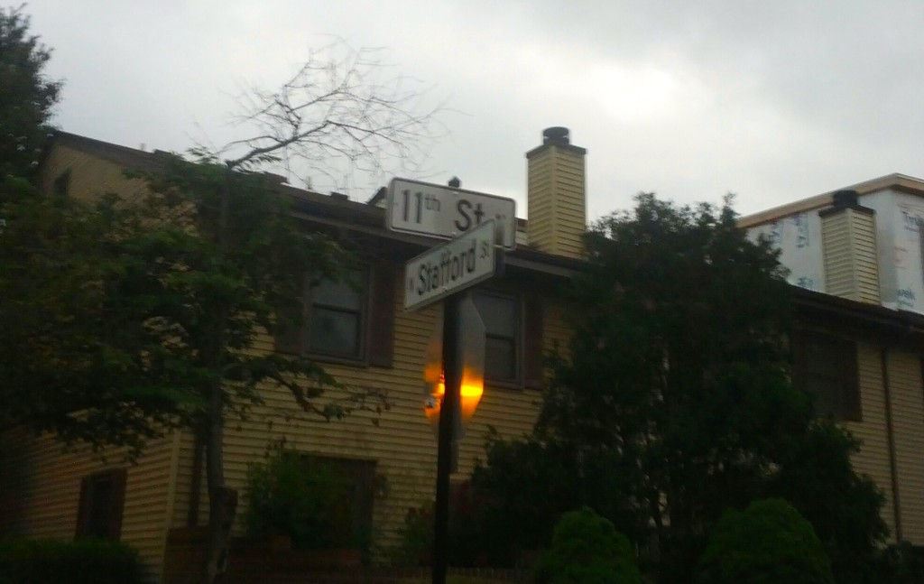 New Arlington Street Sign