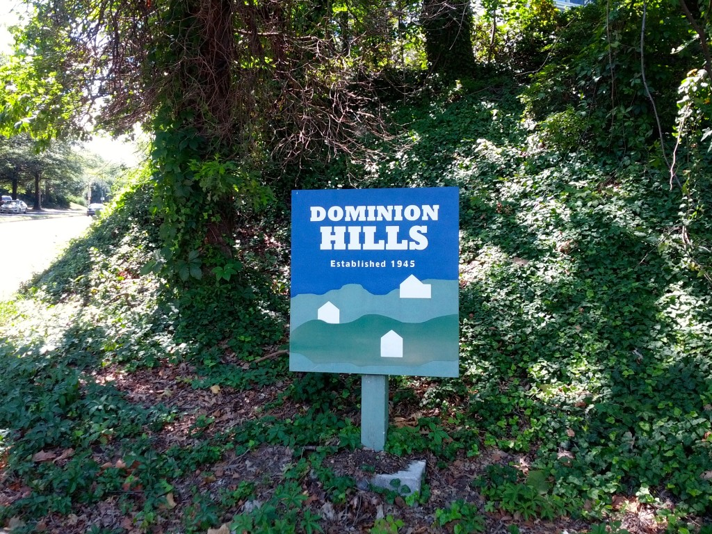Dominion Hills Arlington VA