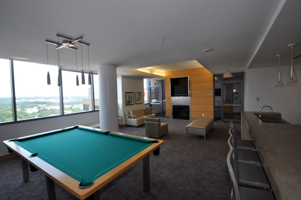 Odyssey Rooftop Game Room