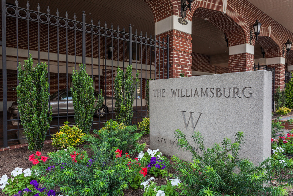 Williamsburg condo arlington