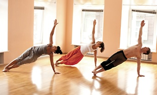 hot yoga arlington