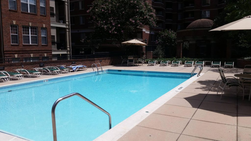 Courthouse Hill pool