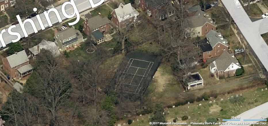 tennis court ashton heights