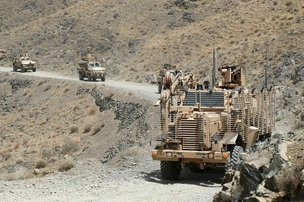 convoy afghanistan