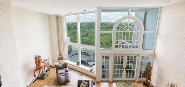 A unit at Potomac Cliffs, arguably the nicest townhouse-style community in Arlington, VA, is back on the market. 187 Chain Bridge Road (map) was originally listed in May 2014 for […]